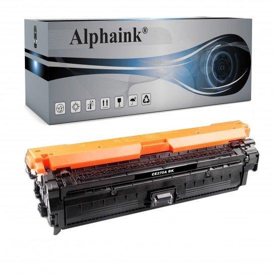 Toner HP CE270A Nero Compatibile