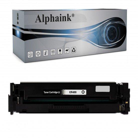 Toner HP CF400A Nero Compatibile