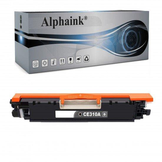 Toner HP CE310A Nero Compatibile