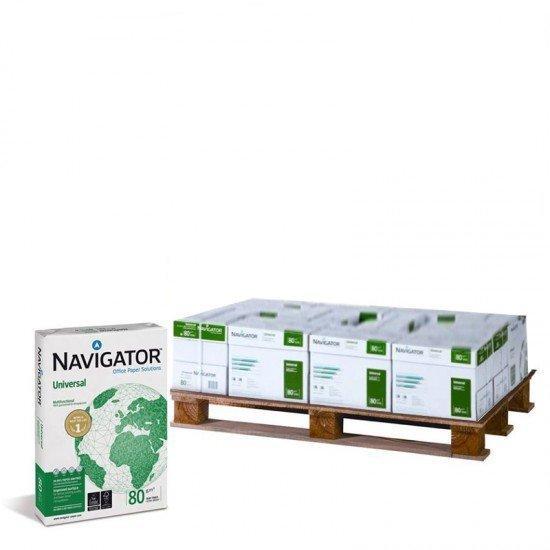 Carta A4 Navigator 80 gr - 60 risme