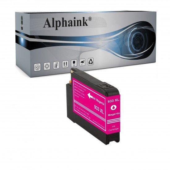 Cartuccia HP 933 XL M Magenta Compatibile