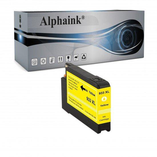 Cartuccia HP 933 XL Y Giallo Compatibile