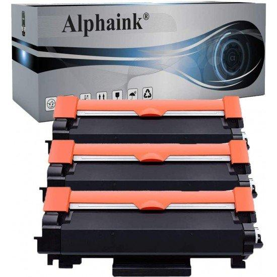 3 Toner Brother TN-2420 Nero Compatibili