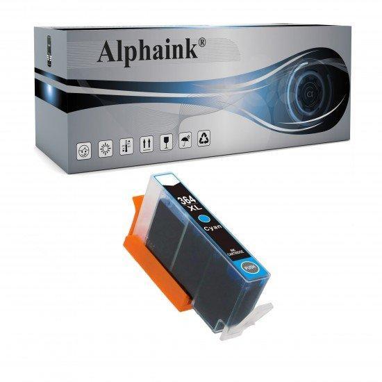 Cartuccia HP 364 C Ciano NO CHIP Compatibile