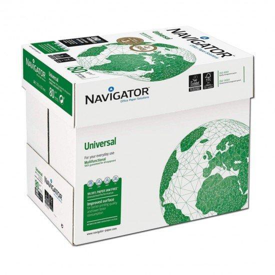 Carta A4 Navigator 80 gr - 5 risme
