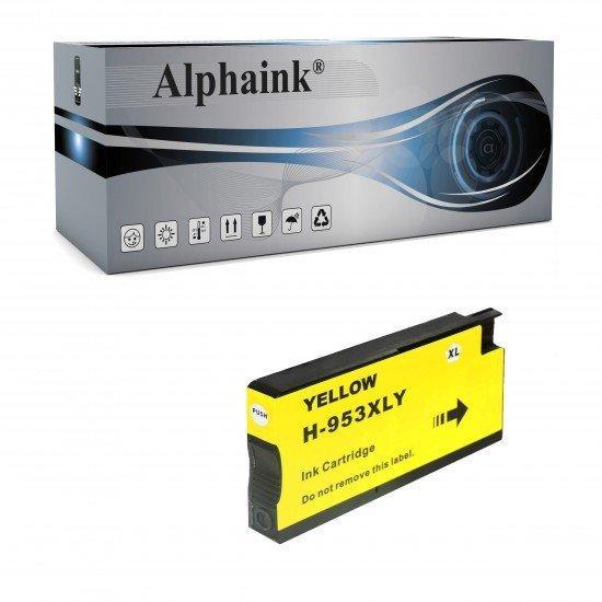 Cartuccia Hp 953XL-Y Giallo Compatibile
