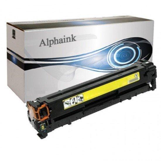 Toner HP CF412X Giallo Compatibile