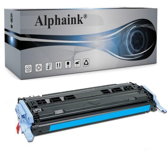 Toner HP Q6001 Ciano Compatibile