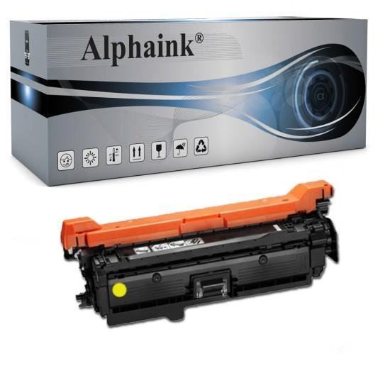 Toner Canon CRG732Y Giallo Compatibile
