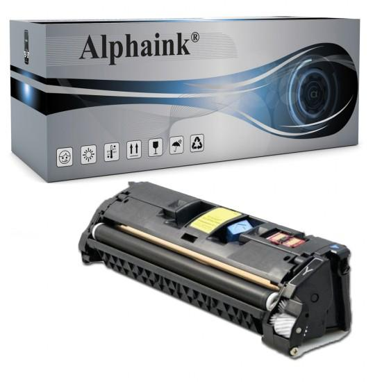 Toner HP C9702A Giallo Compatibile