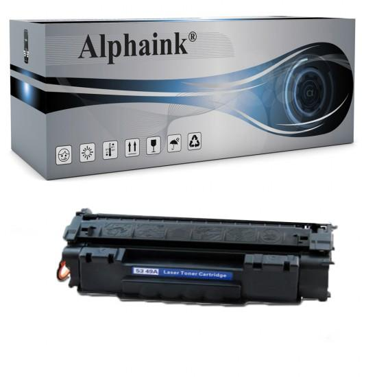 Toner HP Q5949X Nero Compatibile