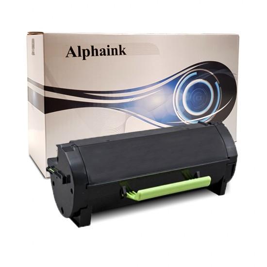 Toner Lexmark 60F2000 Nero Compatibile