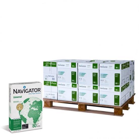 Carta A4 Navigator 80 gr - 120 risme
