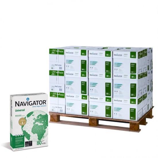 Carta A4 Navigator 80 gr - 180 risme