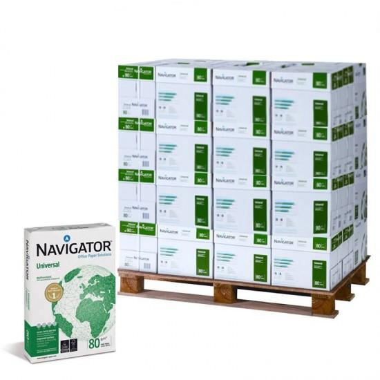 Carta A4 Navigator 80 gr - 240 risme