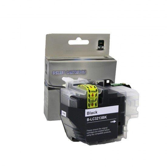Cartuccia Brother LC-3213BK Nero Compatibile
