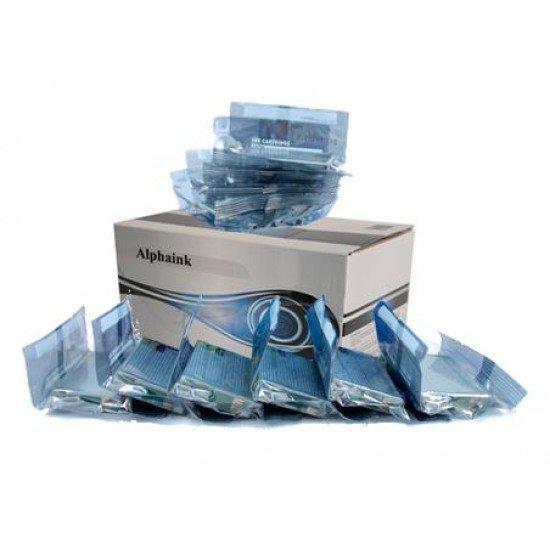 10 Cartucce Epson T0321-422-423-424 Compatibili