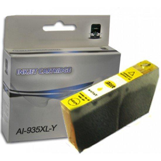 Cartuccia HP 935 XL Y Giallo Compatibile
