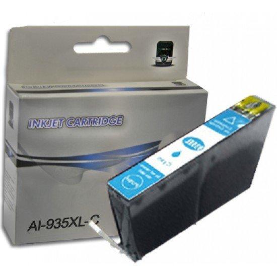 Cartuccia HP 935 XL C Ciano Compatibile