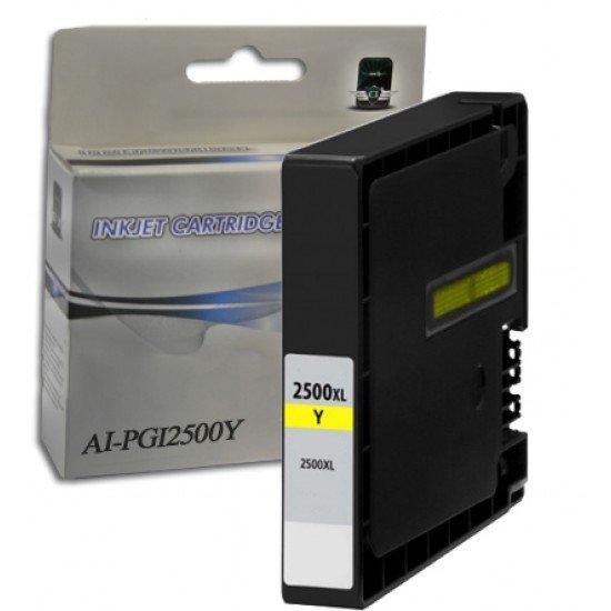 Cartuccia Canon PGI2500Y Giallo Compatibile