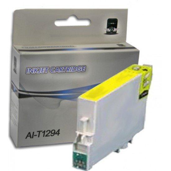 Cartuccia Epson T1294 Giallo Compatibile