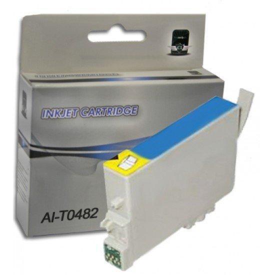 Cartuccia Epson T0482 Ciano Compatibile
