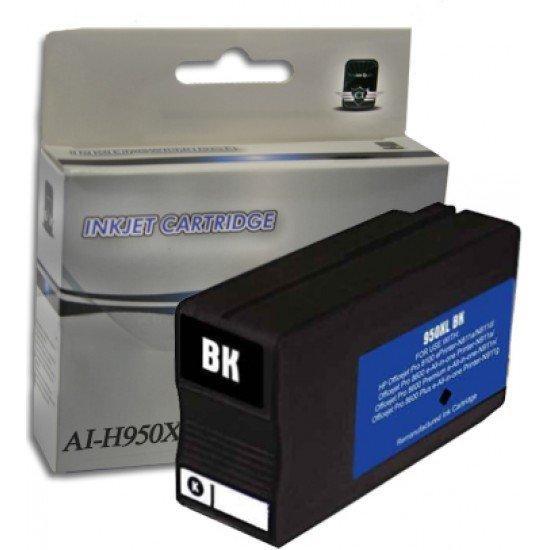 Cartuccia HP 950 XL BK Nero Compatibile
