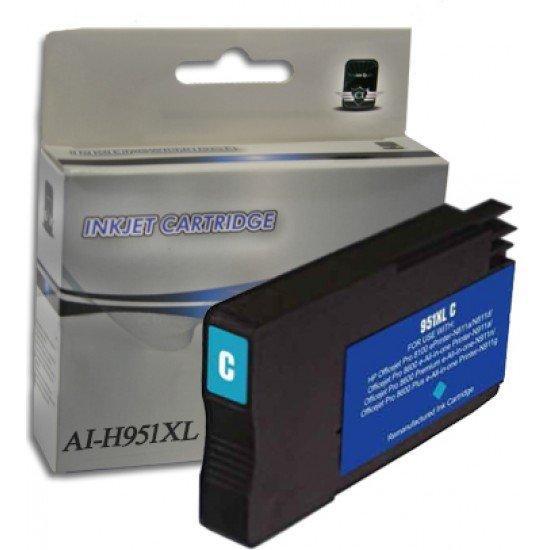 Cartuccia HP 951 XL C Ciano Compatibile