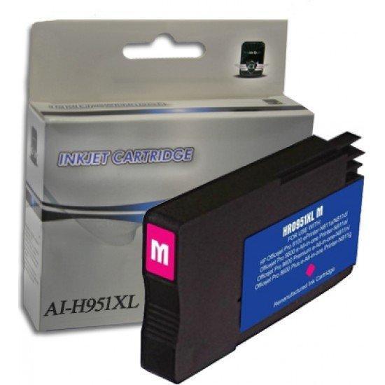Cartuccia HP 951 XL M Magenta Compatibile