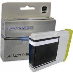 Cartuccia Brother LC-1000-Bk Nera Compatibile