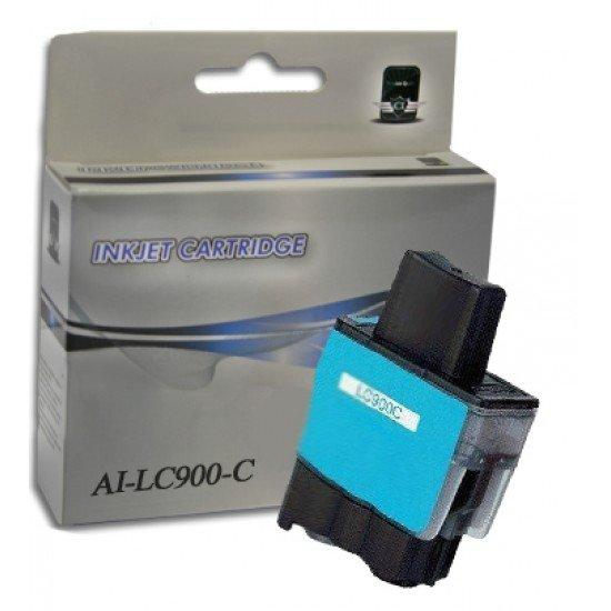 Cartuccia Brother LC-900-C Ciano Compatibile