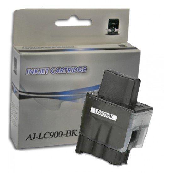 Cartuccia Brother LC-900-BK Nero Compatibile