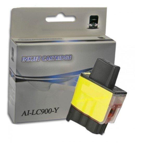 Cartuccia Brother LC-900-Y Giallo Compatibile