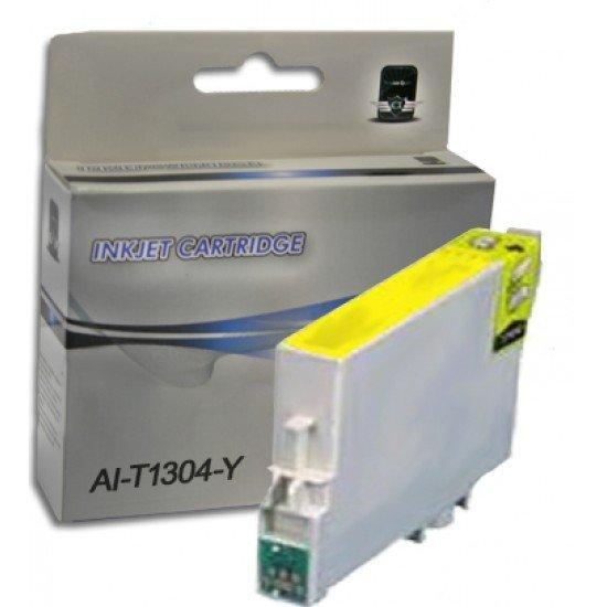 Cartuccia Epson T1304-Y Giallo Compatibile
