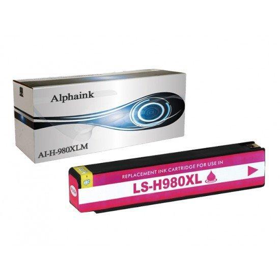 Cartuccia HP 980 XL M Magenta Compatibile