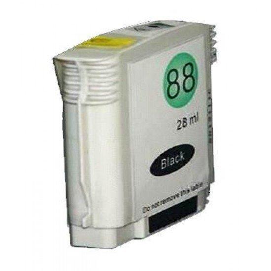Cartuccia HP 88 BK Nero Compatibile