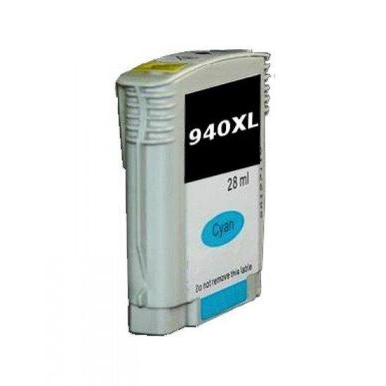 Cartuccia HP 940 XL C Ciano Compatibile