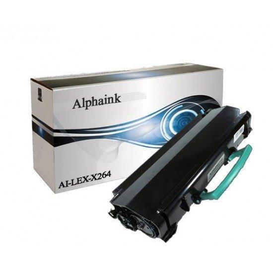 Toner Lexmark LEX-X264 Compatibile